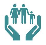 икона на грижа за семейството