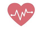 Икона на сърце и пулс